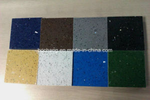 Artificial Engineered Stone Quartz Slab for Countertop pictures & photos