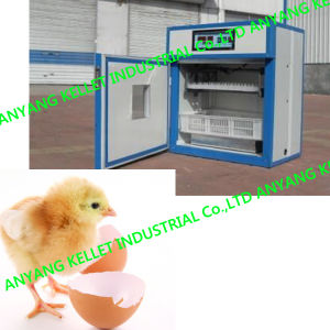 Automatic Poultry Chicken Bird Goose Duck Egg Incubator Hatching Machine