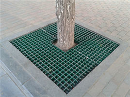 Galvanized Tree Pool Covering for Construction pictures & photos