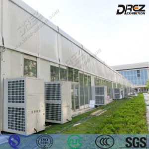 Movable Packaged Air Conditioning for Outdoor Exhibition