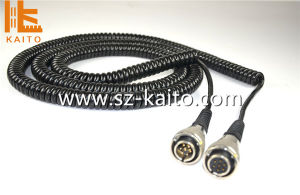 Spiral Cable for Wirtgen Wire Sensor pictures & photos