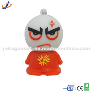 Free Logo Custom Angry Doll USB Flash Drive (JV1146) pictures & photos