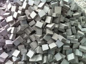 Cheap Driveway Natural Granite Cobble / Cube Paving Stone for Landscape pictures & photos