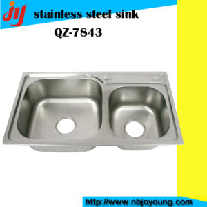 Home Use Stainless Steel Kitchen Sink pictures & photos