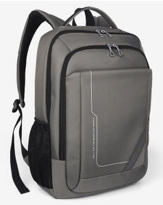 Black Backpack Laptop Bag with Leisure and Modern Design pictures & photos