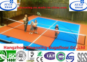 Non Slip Sports Flooring PP Anti UV for Basketball pictures & photos