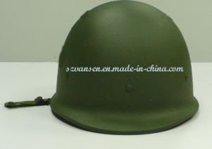 Olive Green Safety Helmet for Army pictures & photos