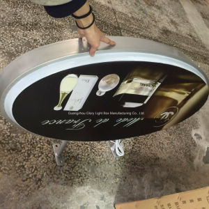 Aluminum Frame Acrylic Vacuum Formed Display pictures & photos