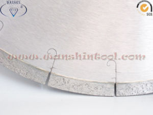 Fish Hook Ceramic Diamond Saw Blade pictures & photos