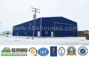 High Quality Prefab Economical Steel Structure Workshop pictures & photos