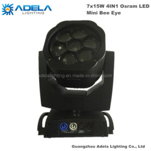 7X15W LED Moving Head Mini Bee Eyes Light pictures & photos