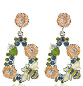 2014 Europe and America Style Women Earrings Fq-1155
