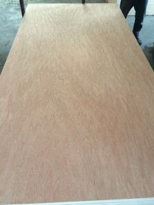 Poplar Core Commercial Plywood for Furniture Usage 18mm pictures & photos