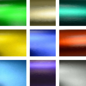 Tsautop Brushed Matte Chrome 11 Colors Vinyl Car Wrap pictures & photos
