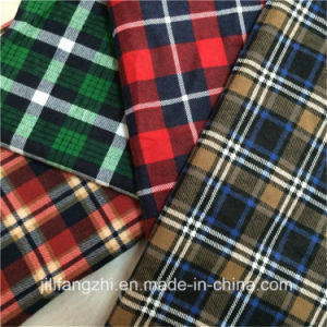 Yarn Dyed Fabric/Cotton Fabric/Flannel Fabric pictures & photos