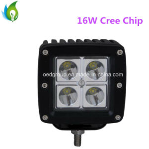 16W Auto LED Lamp, LED Driving Light pictures & photos