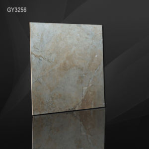 Natural Marble Look Ceramic Rustic Finish Flooring Tile Decoration Project