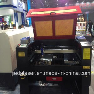 Factory Director Double Head CO2 Laser Cutting Machine for Fabric pictures & photos
