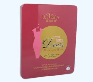Little Red Dress Nourishing Moisture Black Gold Facial Mask pictures & photos