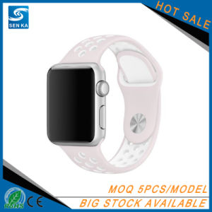 2017 Hot Selling Sport Silicone Watch Band for Apple Watch pictures & photos
