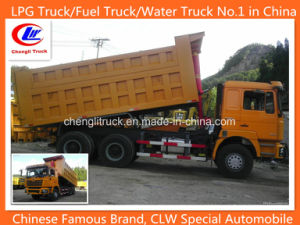 Shacman F3000 6X4 Front Tipping 15cbm Tipper Truck 20cbm Dump Truck pictures & photos