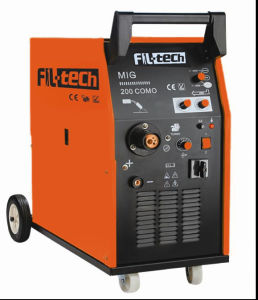 MIG Welding Machine with CE (MIG-160COMO/180COMO/200COMO) pictures & photos
