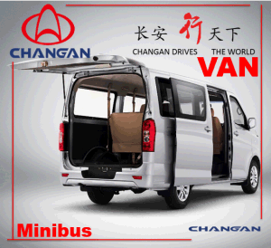Changan Brand G10 Minibus pictures & photos