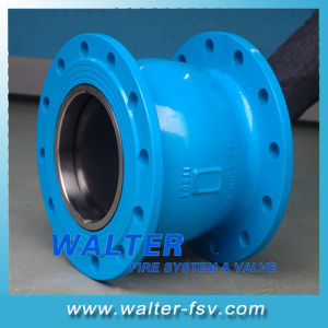 Flanged Silent Check Valve for Water Pump System pictures & photos