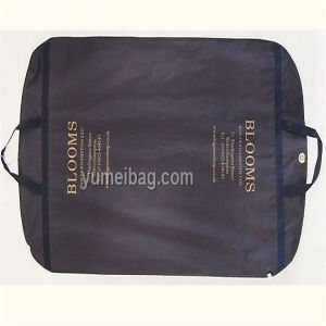 Black Nylon Garment Bag Suit Cover pictures & photos
