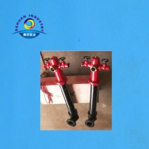"3 Way 6"" Fire Hydrant, Fire Hydrant Valve"