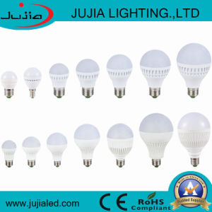 7W Plastic E27 LED Bulb Light
