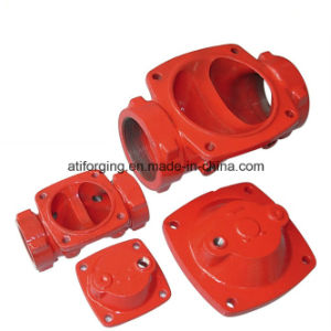 Ss304 Valve Part Silica Sol Process Stainless Steel Investment Casting pictures & photos