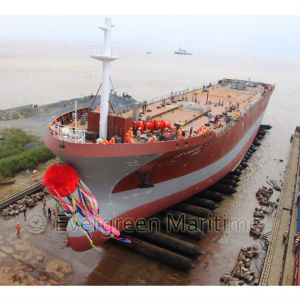 ISO 14409 Approved Low Price/Cost High Quality Pneumatic Ship Rubber Marine Launching Airbags pictures & photos