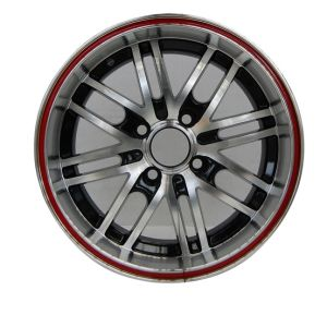 Aluminum Alloy Car Wheel Rims for Toyota, BBS, BMW Cars pictures & photos