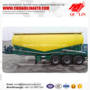 Qilin 50 Tons Payload 40cbm Capacity Bulk Cement Silo Truck Semi Trailer pictures & photos