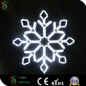Outdoor LED Snowflake Christmas Light pictures & photos