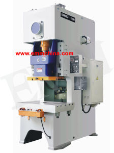 C-Frame Fixed Bolster Pneumatic Power Press Machine (EMH21)