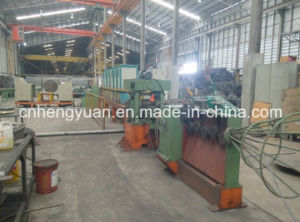 High Output Stainless Rebar Cold Rolled Machine for Three Ribs pictures & photos