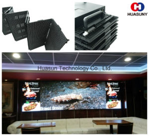 High Brightness Flexible Soft LED Screen pictures & photos