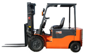 Professional Supplier of Electric Forklift 3ton pictures & photos