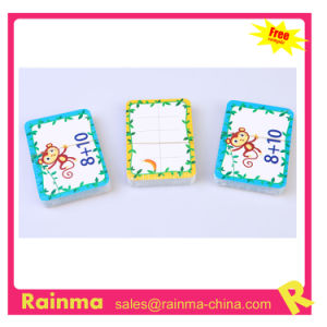 Paper Cartoon Playing Card for Children pictures & photos