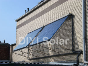 Solar Vacuum Tube Collector for Project Such as School, Hotel, Swimming Pool