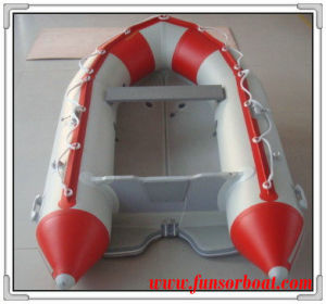 Inflatable Boat with Airmat Floor (FWS-A230) pictures & photos