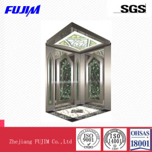 Passenger Home Elevator Lift with AC Vvvf From China Manufacturer pictures & photos
