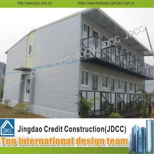 Easy Install Two-Storey Prefabricated House Apartment pictures & photos