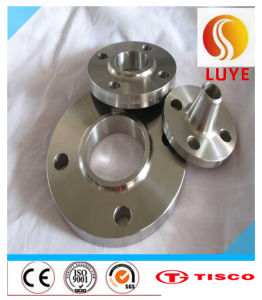 AISI/ASTM 316 316L 316Ti Stainless Steel Welding Forged Flange pictures & photos