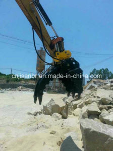 Superior Quality Excavator Grab Bucket Suitalb for Carrier in 2-3t pictures & photos