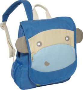 Cotton Cartoon Kids Student School Backpack Bag (MS4012) pictures & photos