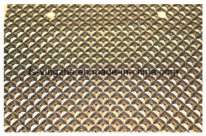 Gloden Geometrical Clothing Soundproofing Panel (YZL 045)