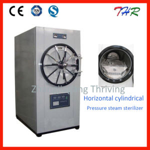 Horizontal Cylindrical Presssure Steam Sterilizer Autoclave (THR-150YDB) pictures & photos